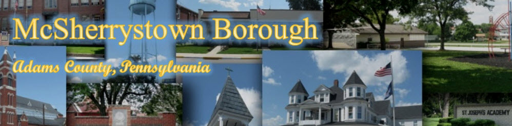 McSherrystown Borough Police Department, PA Police Jobs
