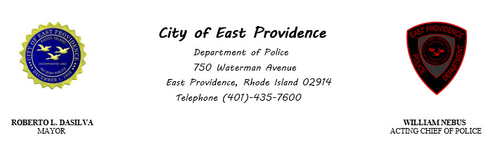 East Providence Police Department, RI Police Jobs