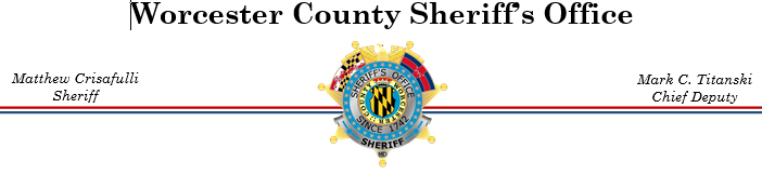 Worcester County Sheriff's Office, MD Police Jobs