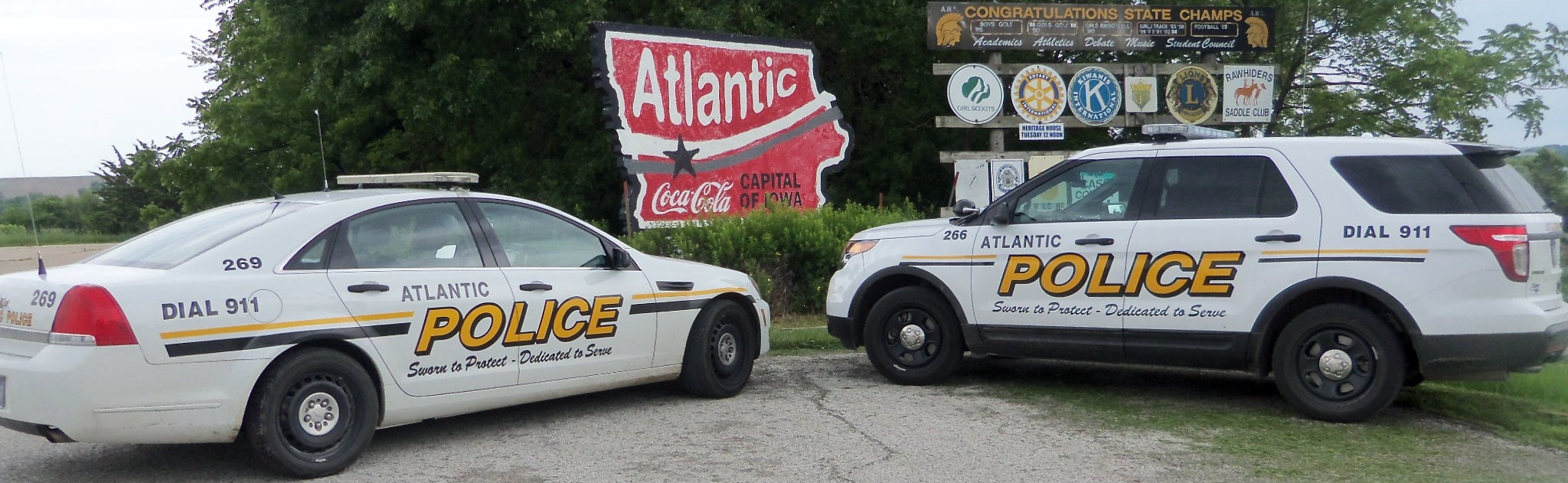 Atlantic Police Department, IA Police Jobs
