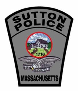 Sutton Police Department, MA Police Jobs