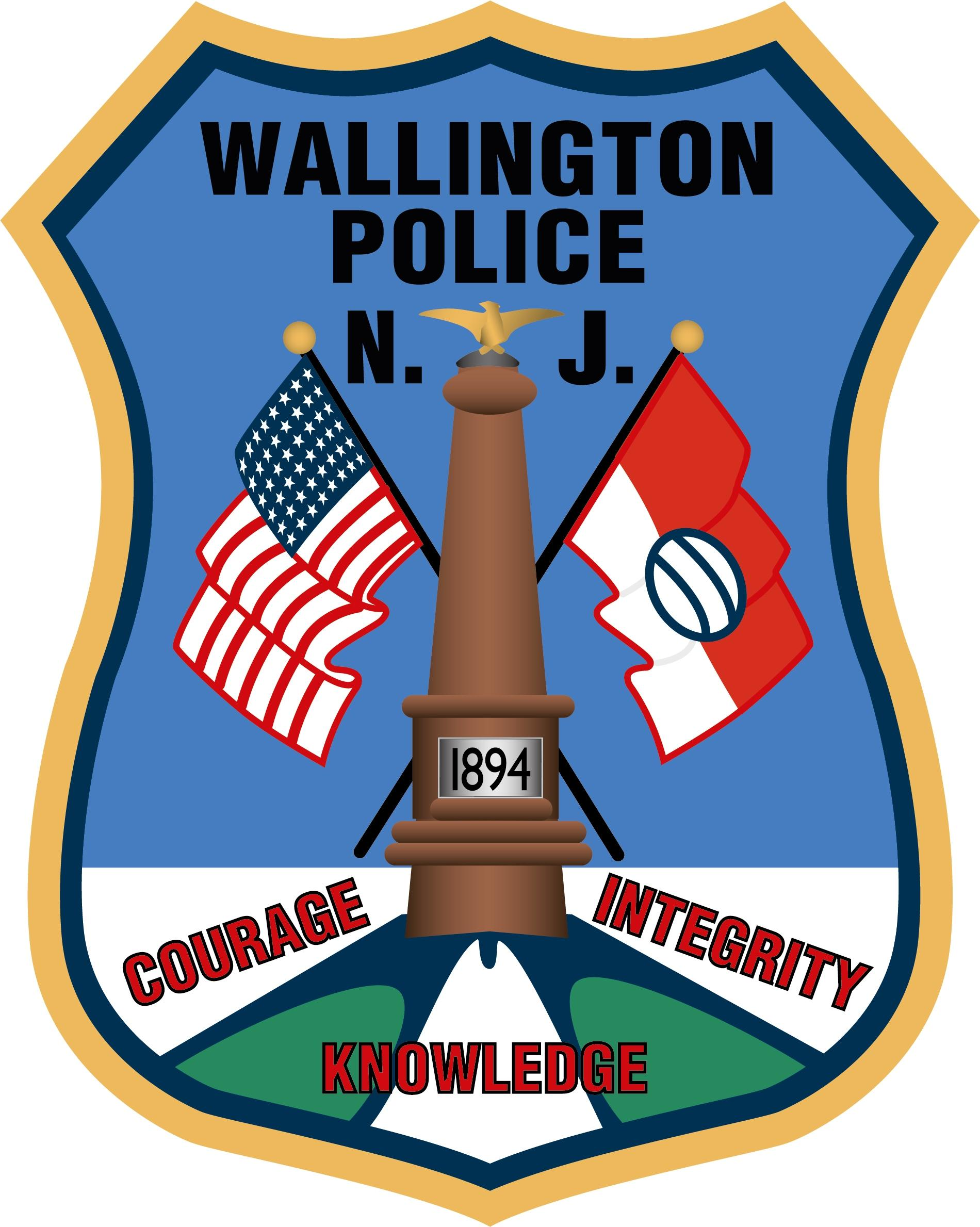 Wallington Borough Police Department, NJ Police Jobs