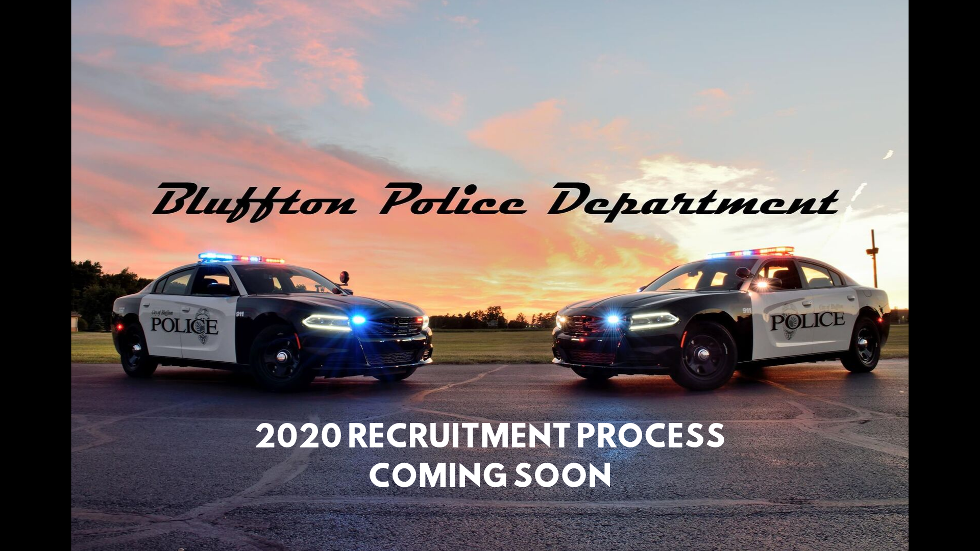Bluffton Police Department, IN Police Jobs