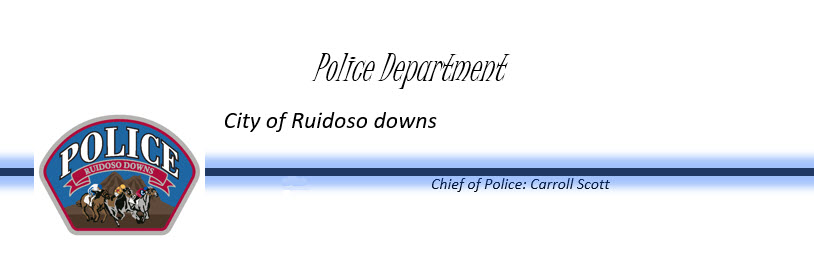 Ruidoso Downs Police Department, NM Police Jobs