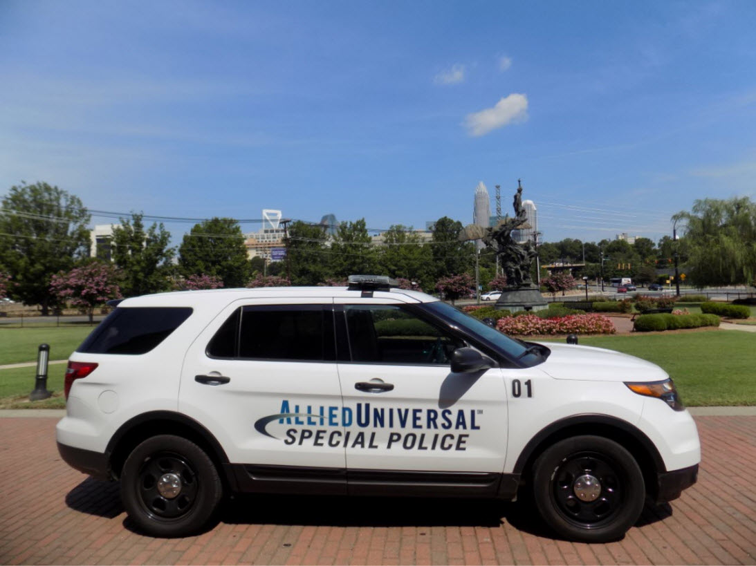 Allied Universal Special Police, NC Police Jobs - Entry ...