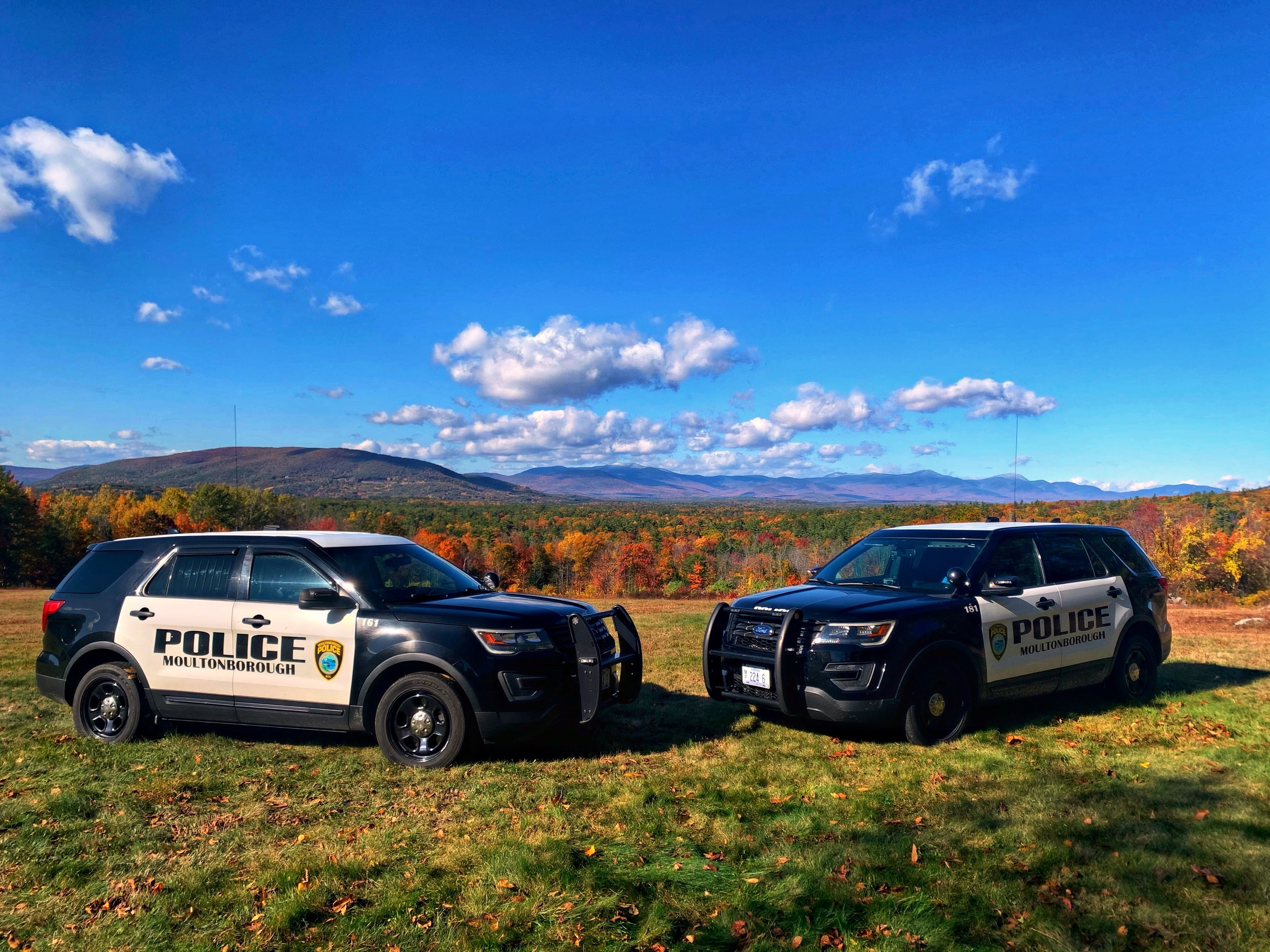 Moultonborough Police Department, NH Police Jobs