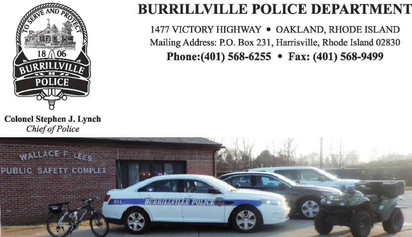 Burrillville, RI Police Jobs - Entry Level | PoliceApp