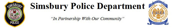 Simsbury Police Department, CT Police Jobs