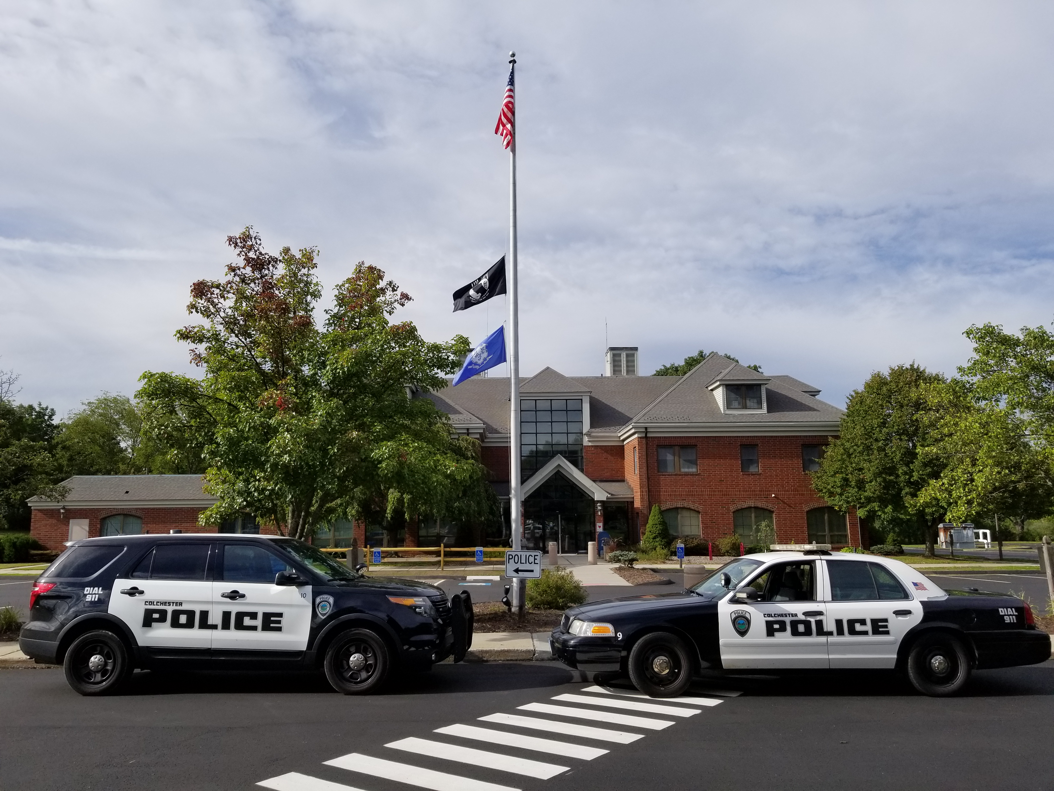 Colchester Police Department, CT Police Jobs