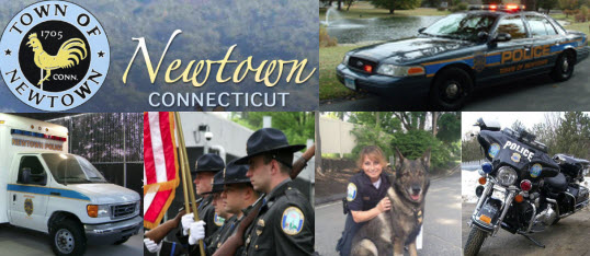 Newtown Police Department, CT Police Jobs