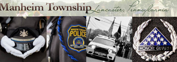 Manheim Township Police Department, PA Police Jobs