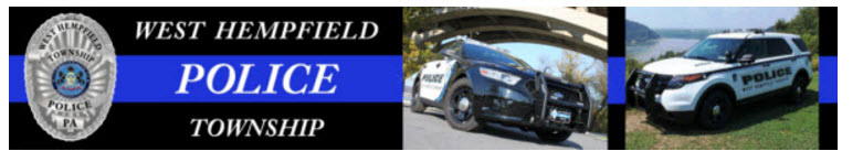 West Hempfield Township Police Department, PA Police Jobs