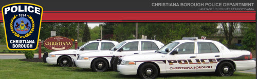 Christiana Borough Police Department, PA Police Jobs