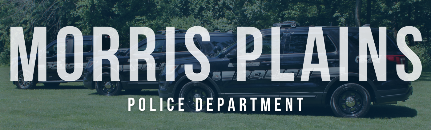 Morris Plains Police Department, NJ Police Jobs