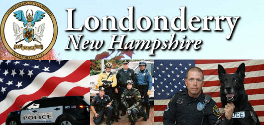 Londonderry Police Department, NH Police Jobs