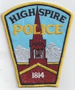 Highspire Borough Police Department, PA Police Jobs