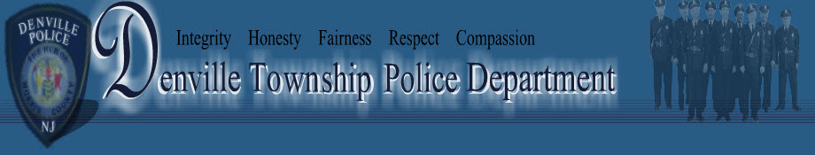 Denville Township Police Department, NJ Police Jobs
