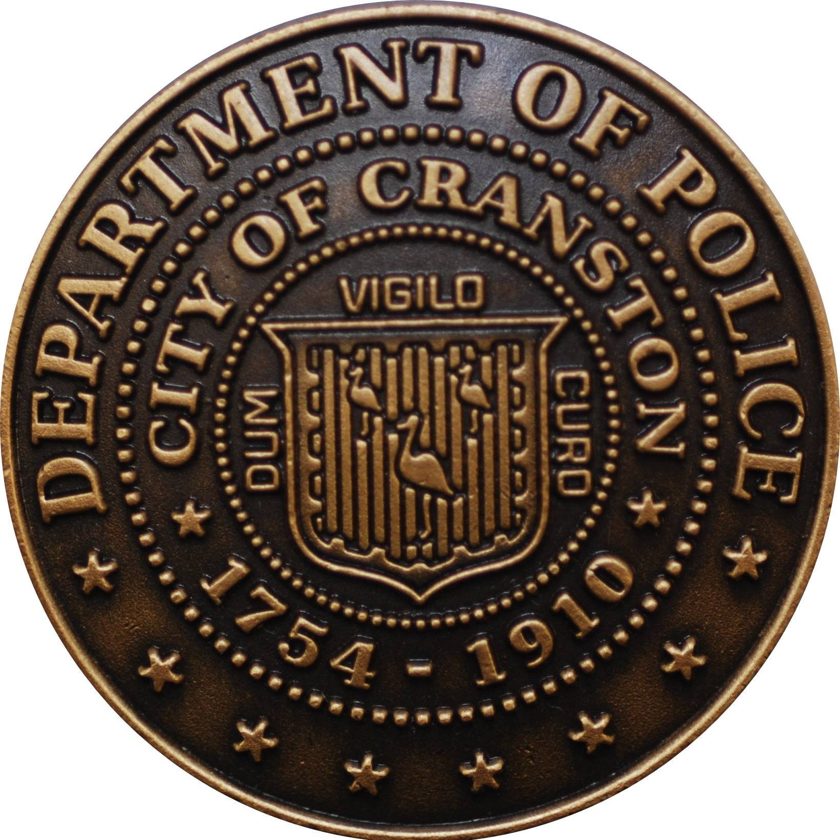 Cranston Police Department, RI Police Jobs