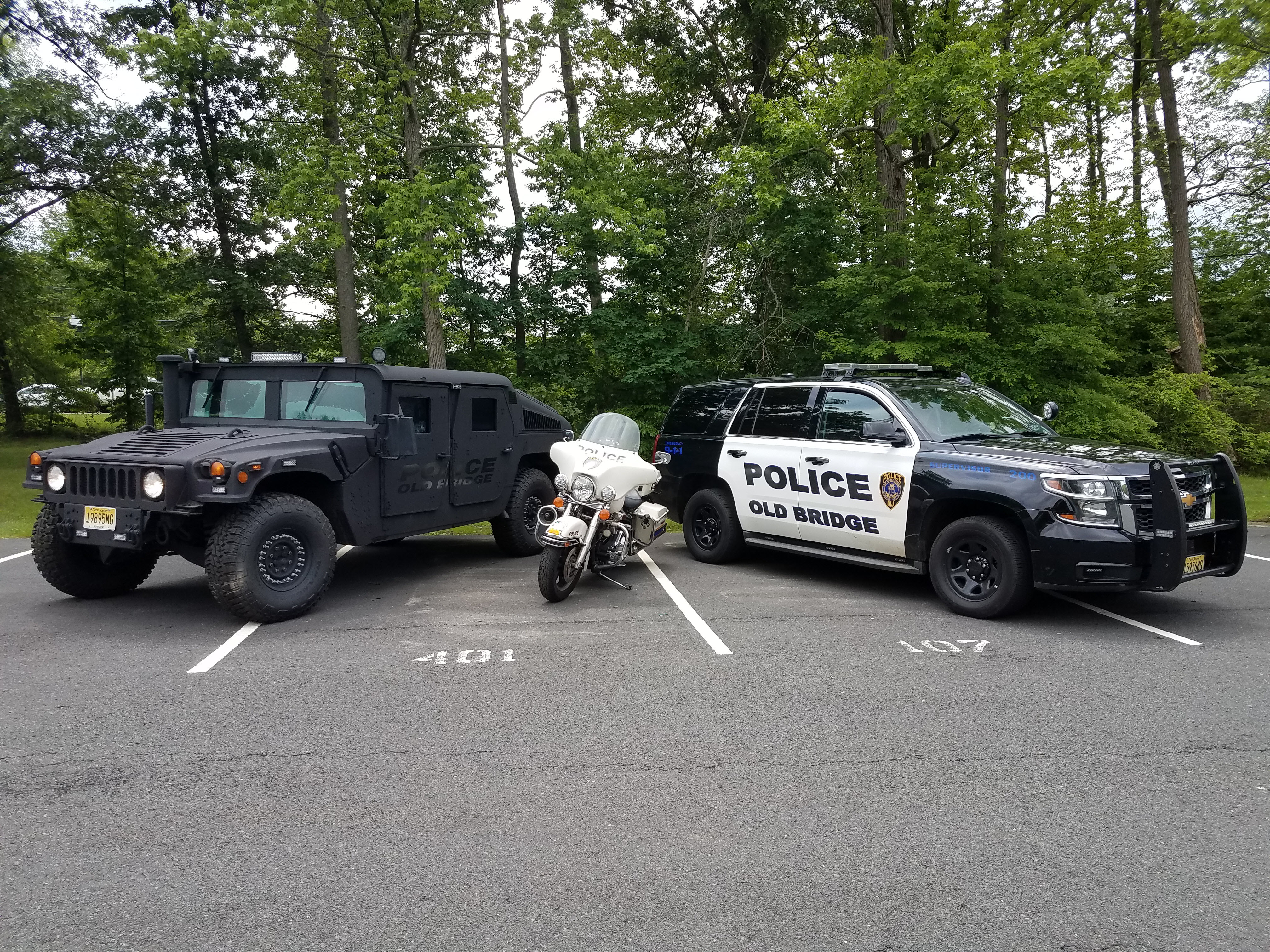 Old Bridge Township, NJ Police Jobs