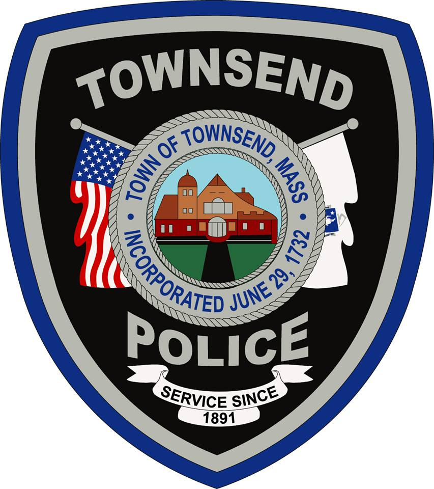 Townsend Police Department, MA Police Jobs