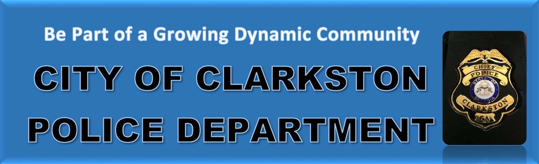 Clarkston, GA Police Jobs - Other   PoliceApp