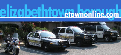 Elizabethtown Borough Police Department, PA Police Jobs