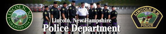 Lincoln, NH Police Jobs
