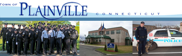 Plainville Police Department, CT Police Jobs