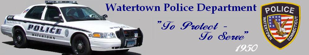 Watertown, CT Police Jobs