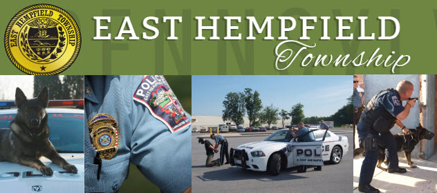 East Hempfield Township Police, PA Police Jobs