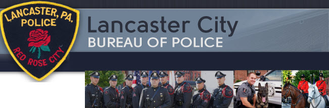 Lancaster City Police Department, PA Police Jobs