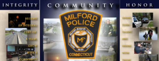 Milford Police Department, CT Police Jobs