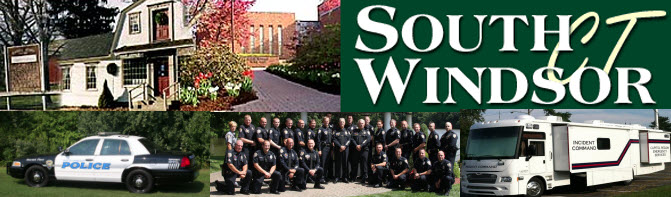 South Windsor Police Department, CT Police Jobs